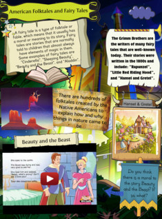 Fairy Tales and Folktales
