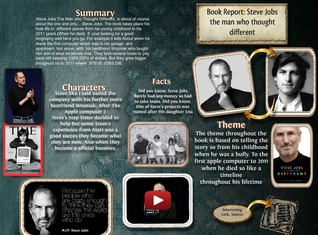 Book Report: Steeve Jobs