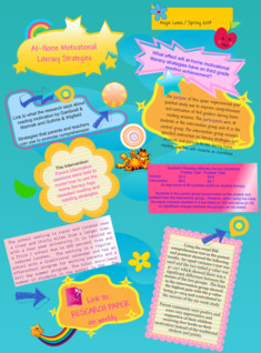 At-Home Motivational Literacy Strategies