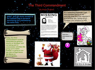 Third commandment project