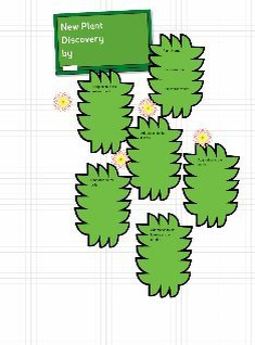 New Plant Discovery Template