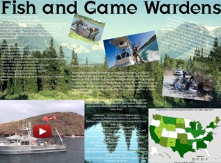 [2015] Justin Mora (Animal Science Per 3): Fish And Game Wardens
