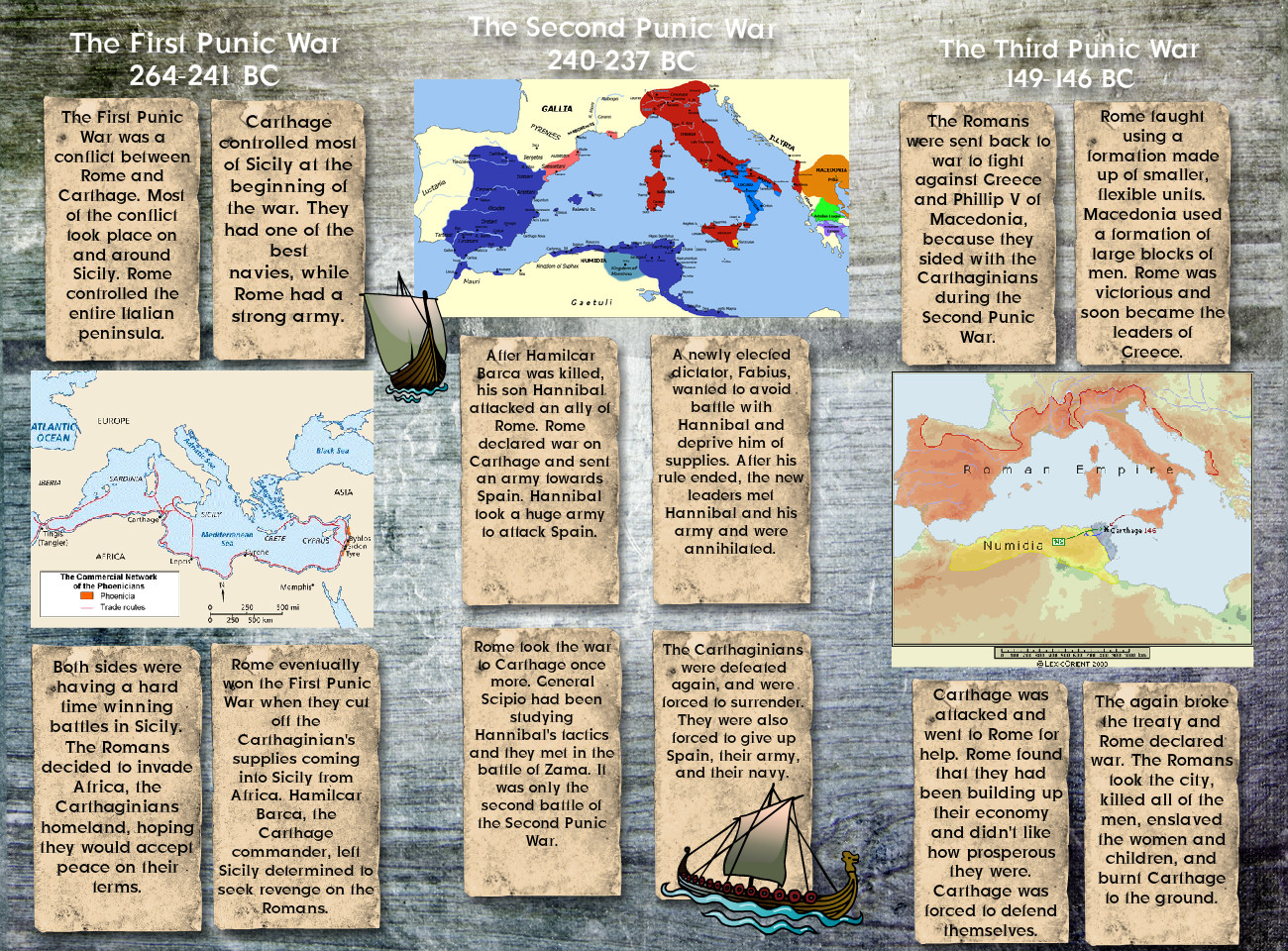 [2015] Brooklyn Anderson: The Punic Wars
