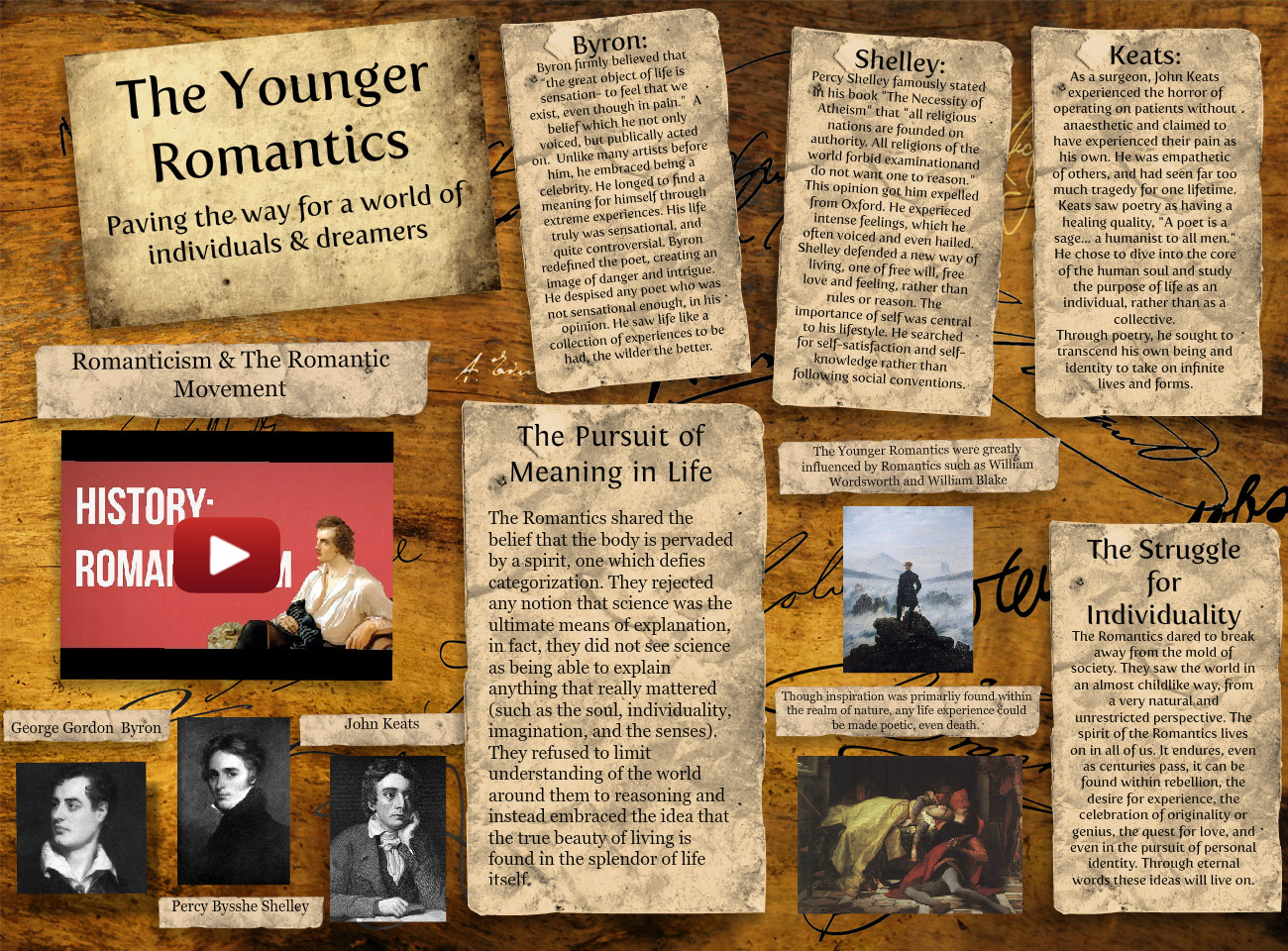 The Younger Romantics