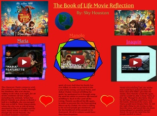The Book of Life Movie Reflection