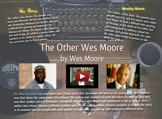 The Other Wes Moore