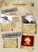Victorian Warfare: machines and explosives's thumbnail