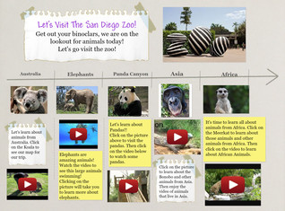 [2014] jamie bazil: Zoo Virtual Field Trip