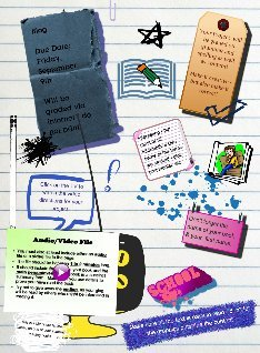 Book Report Project Directions