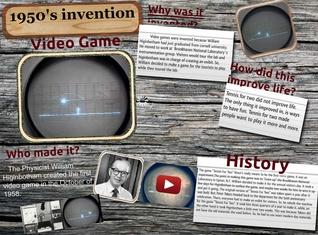 Technology Trough The Ages: 1950´s Invention