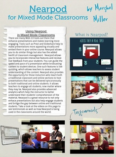 Nearpod for Mixed Mode Classrooms