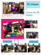 Kindergarten 3D shapes's thumbnail