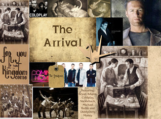 The Arrival CD Cover