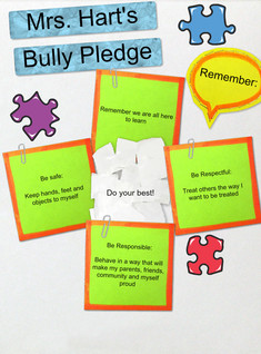 Bully pledge