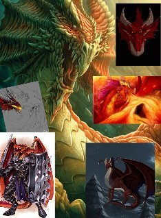 Chromatic Red Dragon