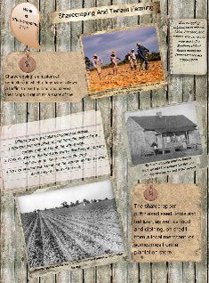 Sharecropping & Tenant Farming