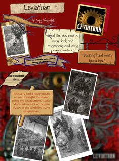 Social Studies Glogster Laviathan by: Elyse Weston